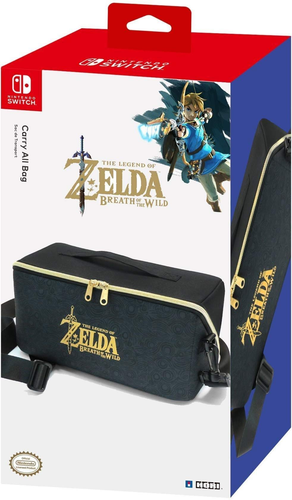 Bolsa Carry All Bag Zelda Switch Hori - Nintendo Switch