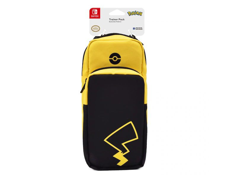 Bolsa de Aventura (Pikachu) - Nintendo Switch