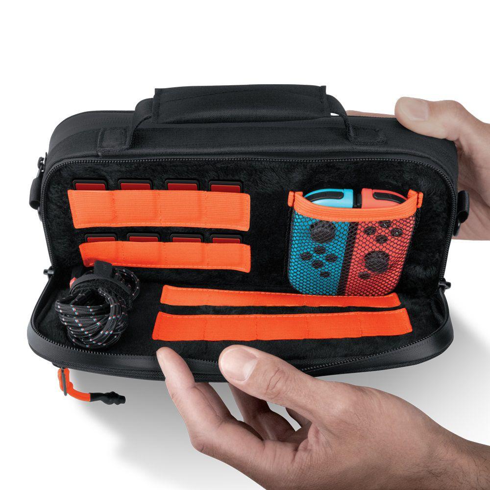 Bolsa de Viagem - Compatível com Nintendo Switch e Switch Lite