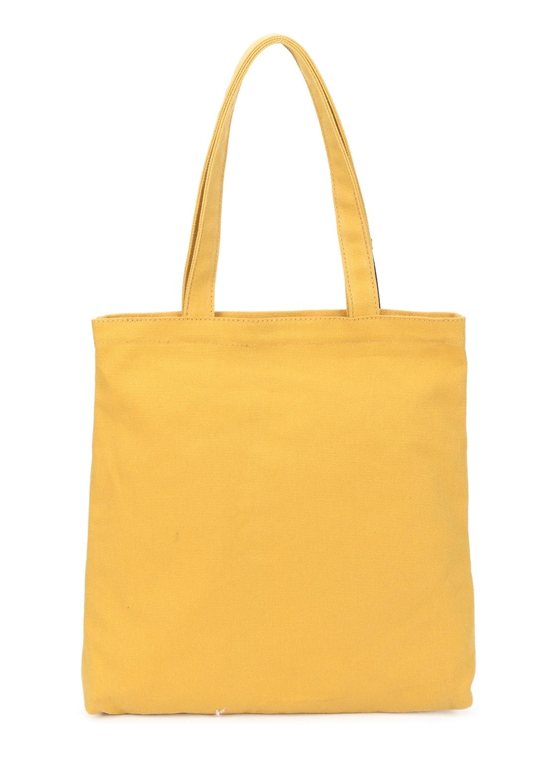 Bolsa Feminina Amarelo
