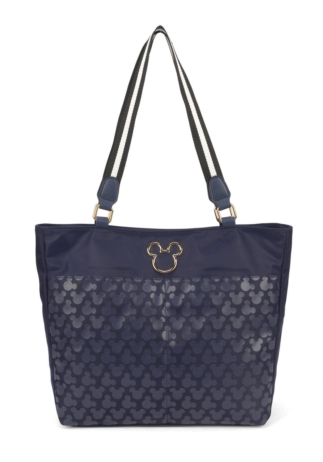 Bolsa Feminina Mickey Azul (BMK78483AZ)