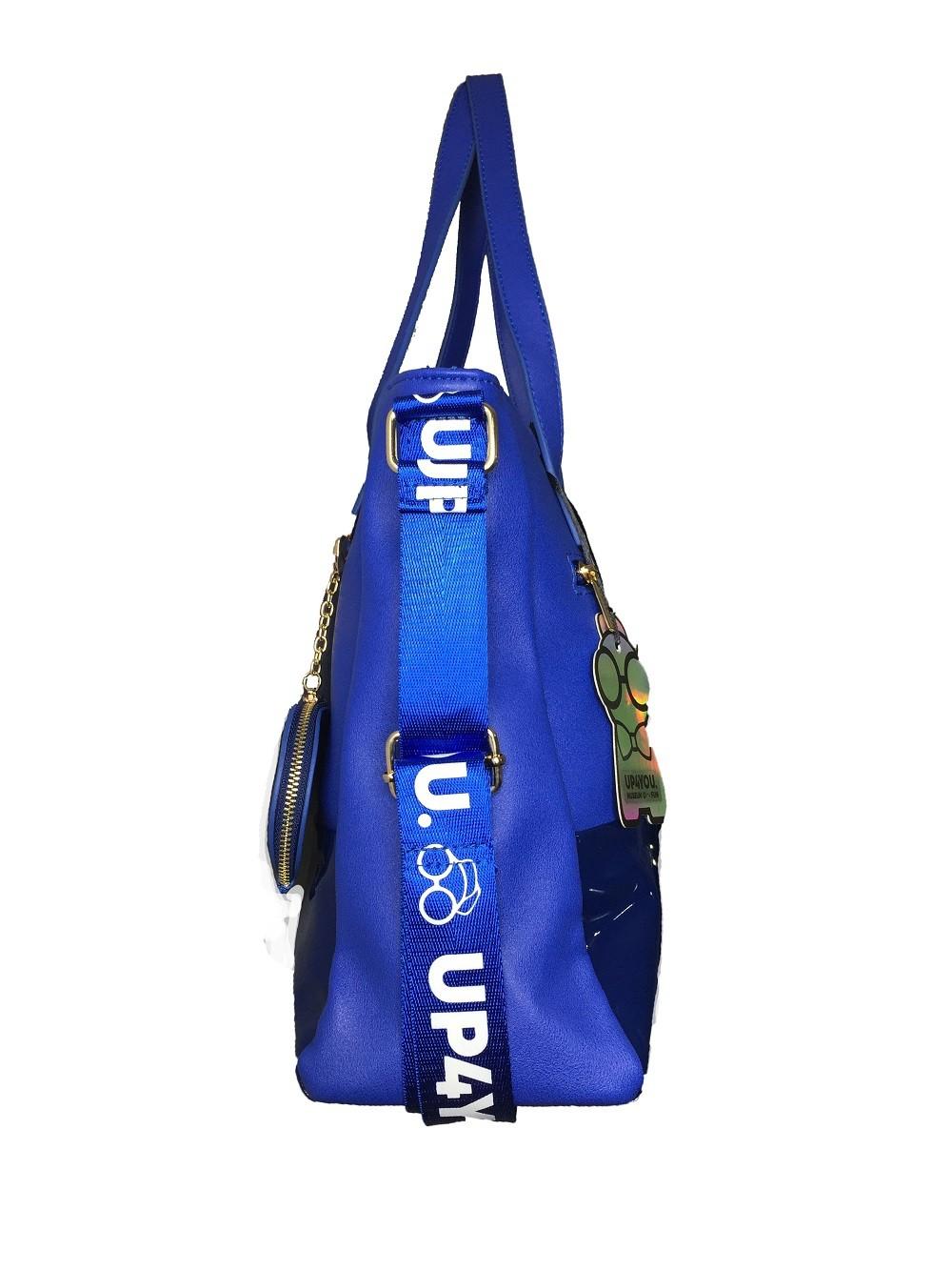 Bolsa Feminina Azul Up4You
