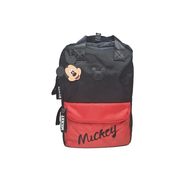 Bolsa Feminina Mickey Preta (BMK78520)