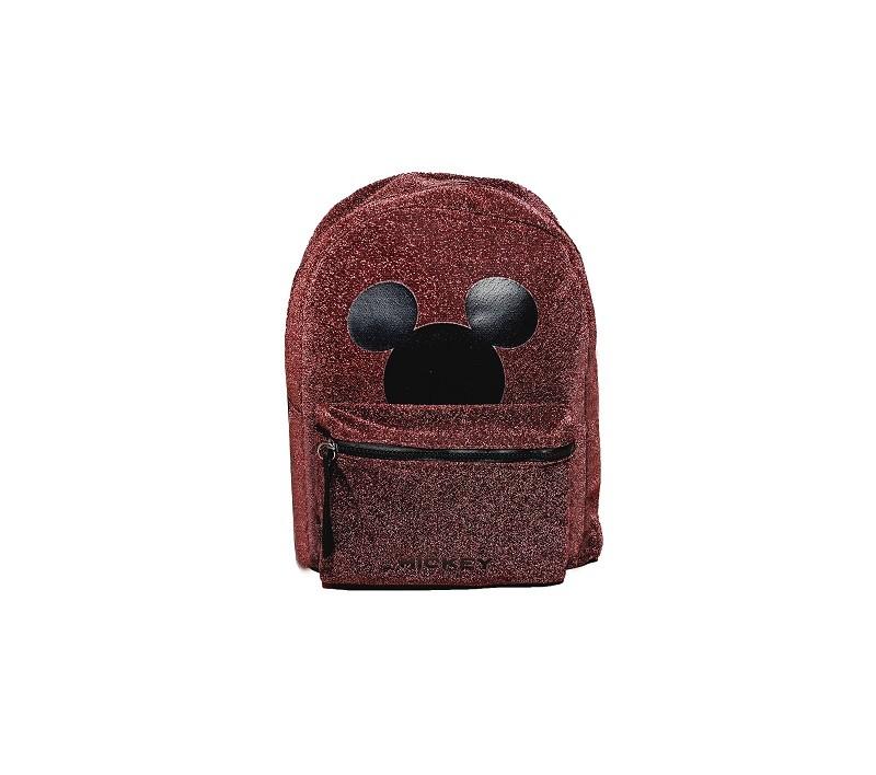 Bolsa Feminina Mickey Vermelha (BMK785140400)