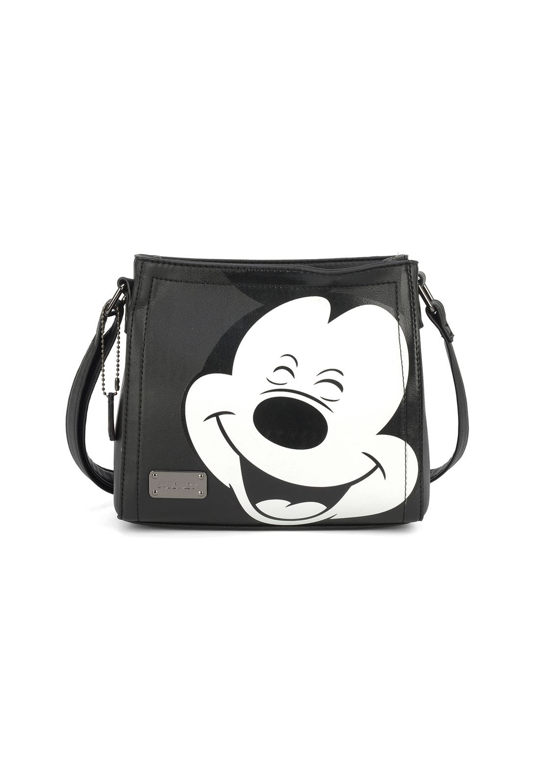 Bolsa Feminina Preta Mickey