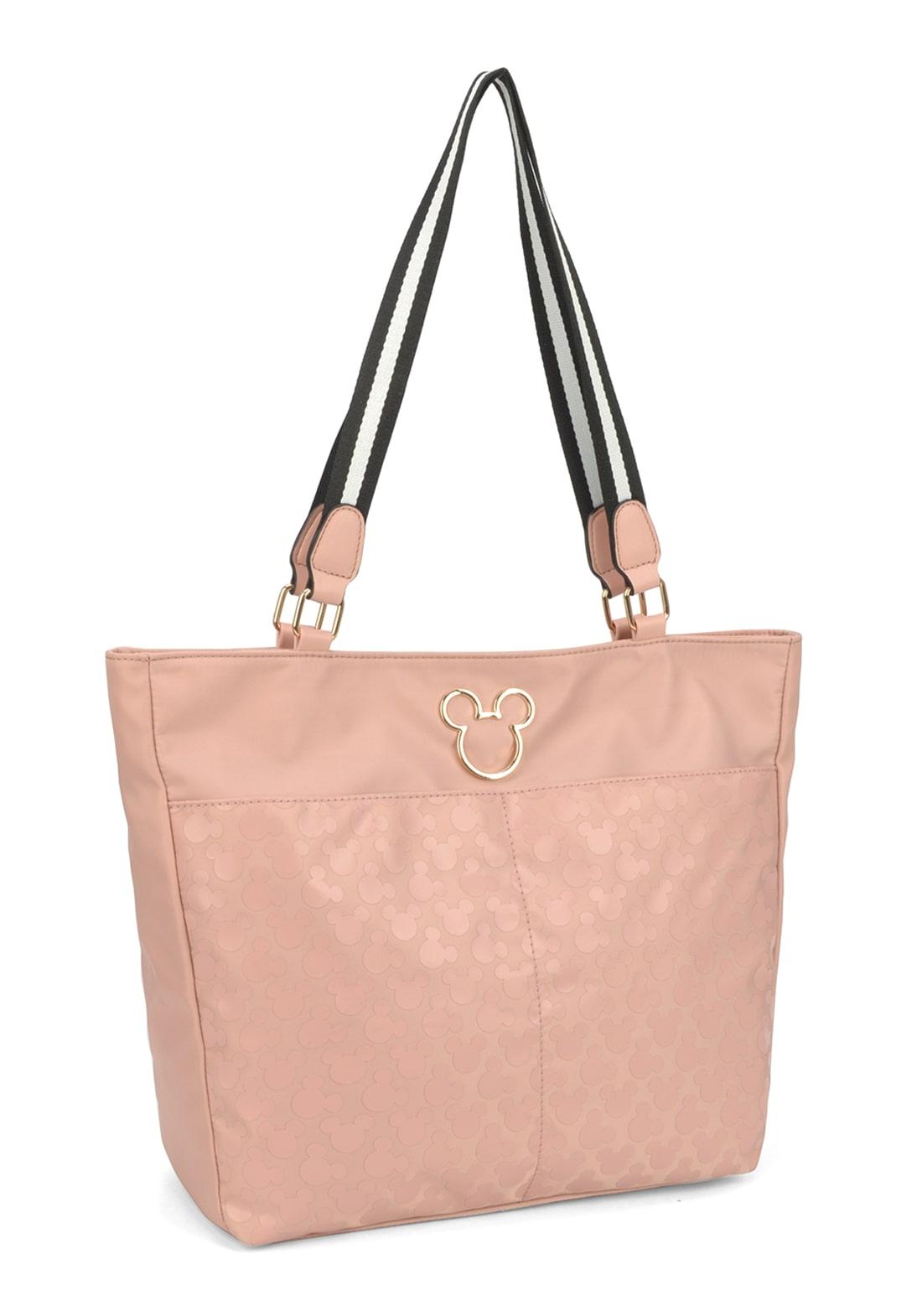 Bolsa Feminina Mickey Rose (BMK78483ROSE)