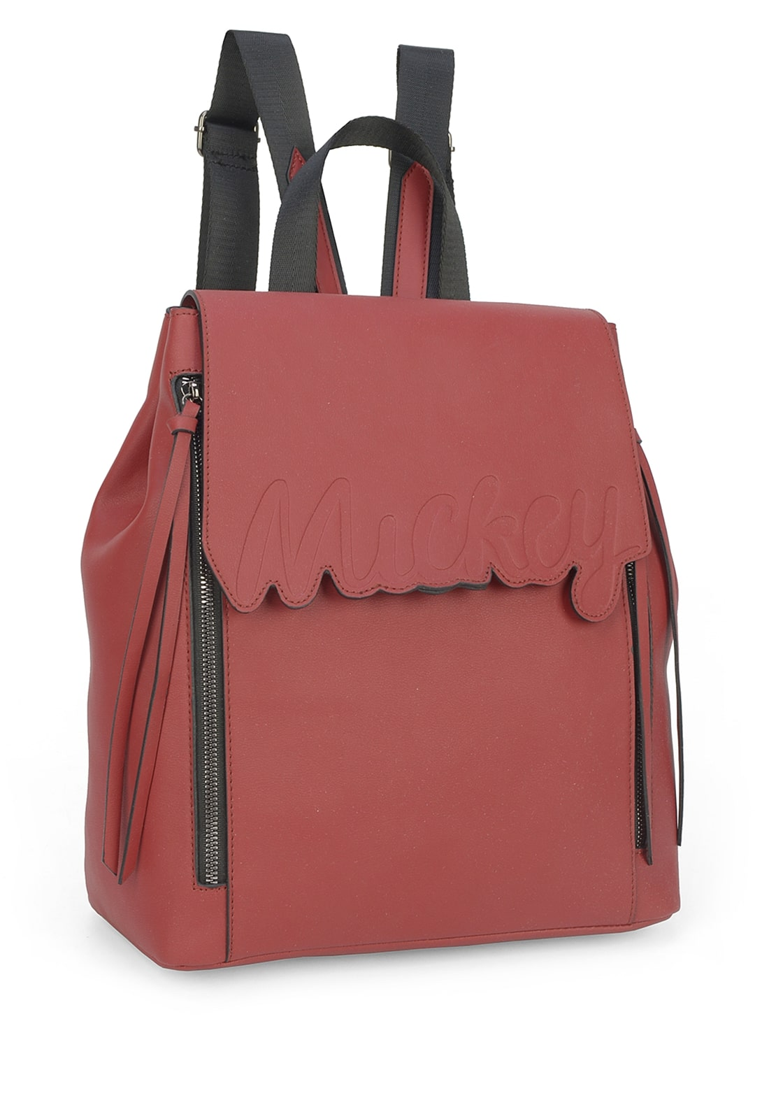 Bolsa Feminina Mickey Vermelha (BMK78491VER)