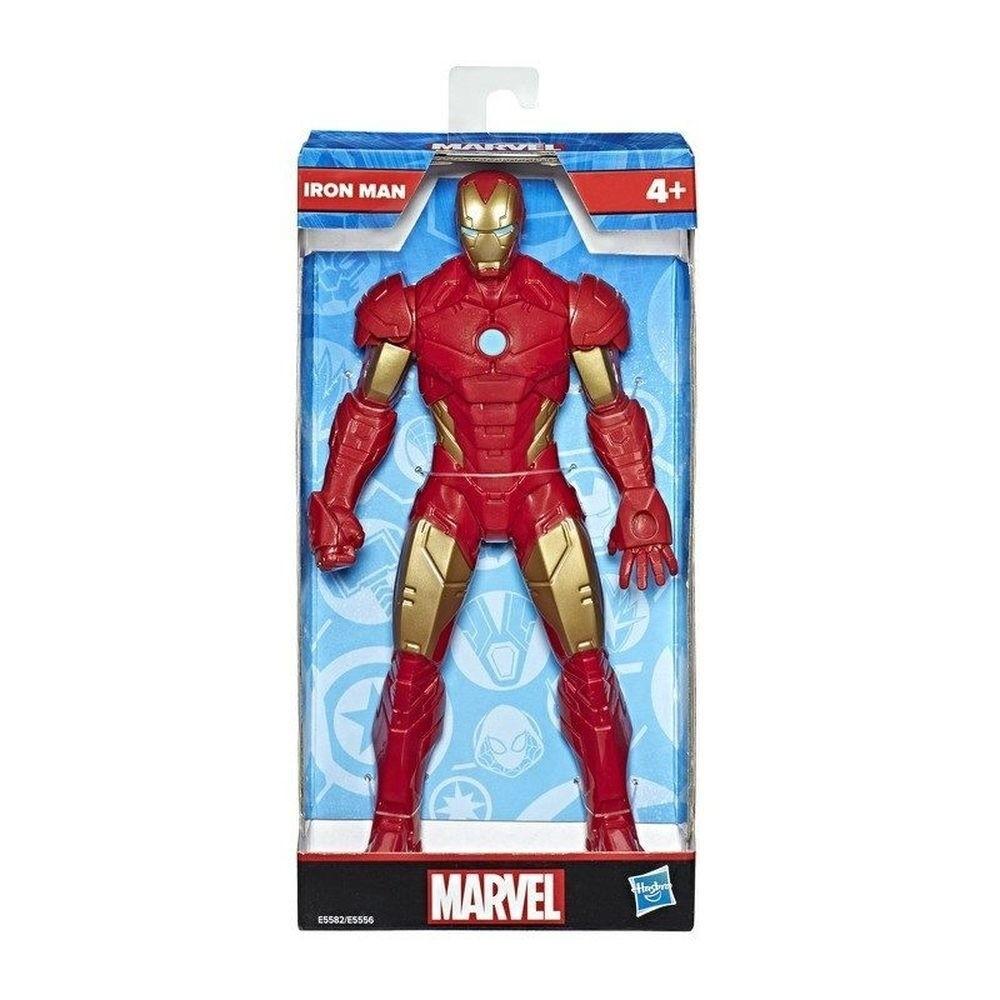 Boneco Vingadores Figura Olympus Homem de Ferro