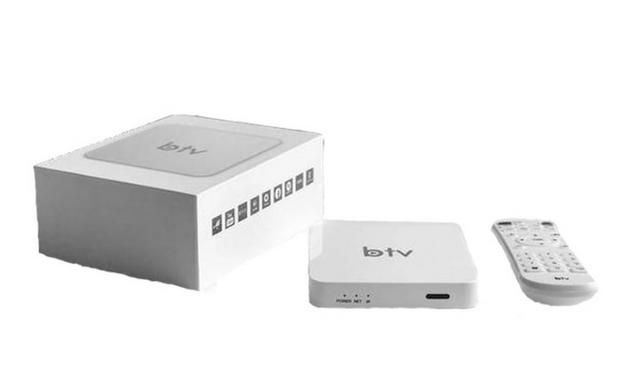 Box Smart tv Btv Ultra 4K - Branco