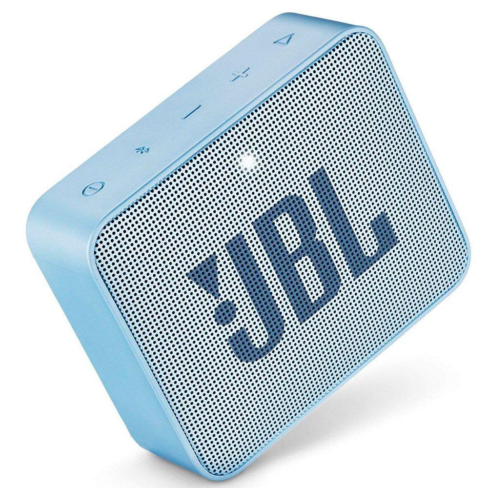 Caixa de Som JBL GO 2 - Azul Claro