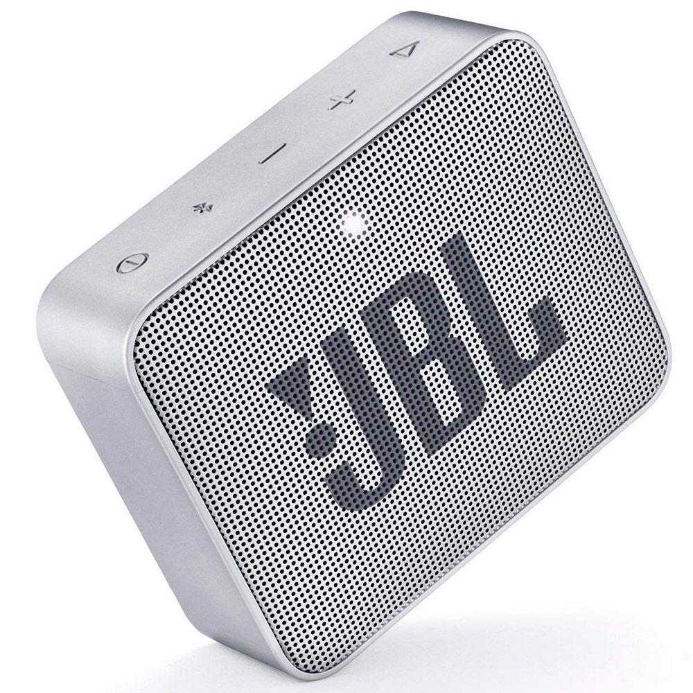 Caixa de Som JBL GO 2 - Cinza