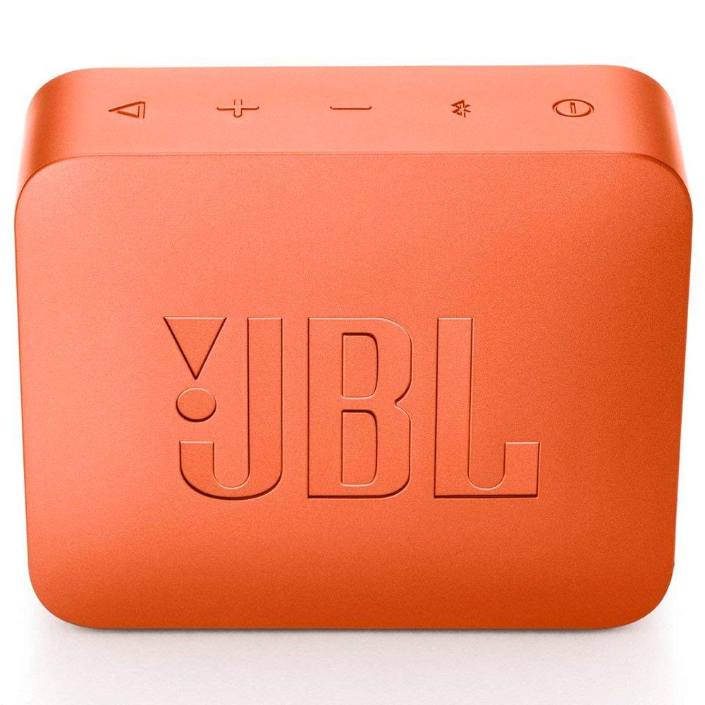 Caixa de Som JBL GO 2 - Laranja