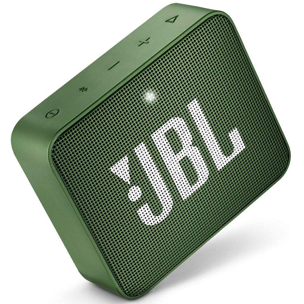 Caixa de Som JBL GO 2 - Verde