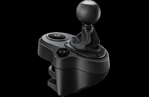 Câmbio Logitech G Driving Force Shifter (para G29 e G920)