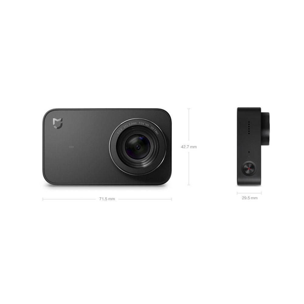Câmera Xiaomi MI Action 4k