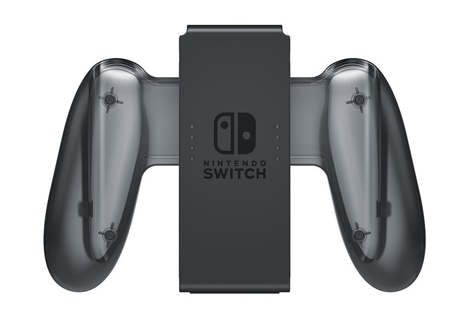 Carregador Nintendo Switch Joy-Con Grip