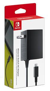 Carregador Original Nintendo Switch