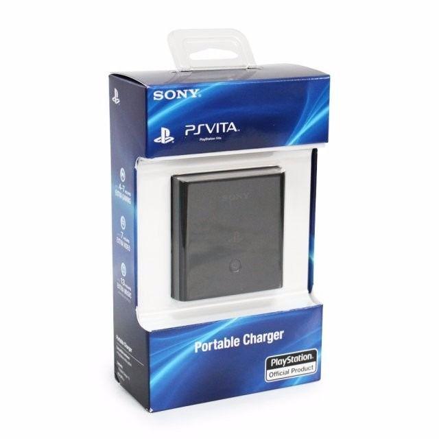 Carregador Portátil PS Vita Sony
