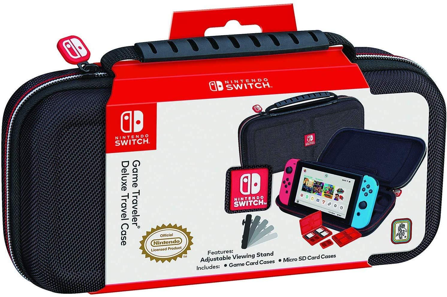 Case de Viagem - Nintendo Switch