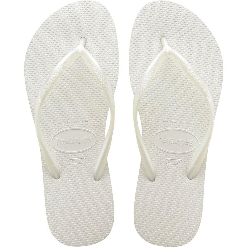 Chinelo Havaianas Slim - Branco