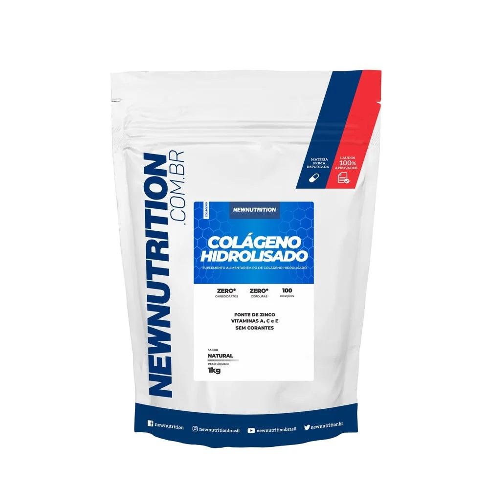 Colágeno Hidrolisado 1Kg