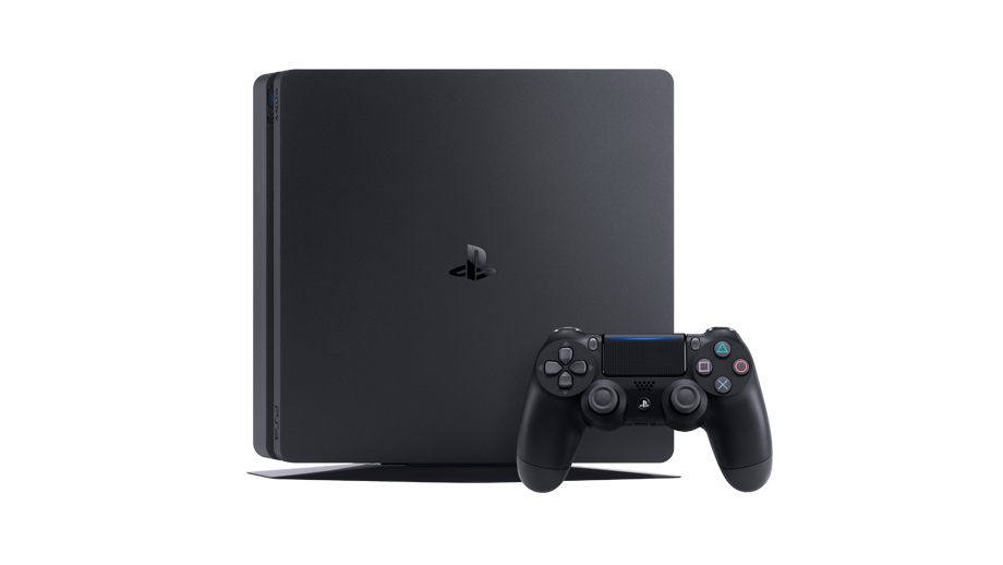 Console Playstation 4 Hits 1TB Bundle 12 - God Of War + Gran Turismo + Days Gone - PS4