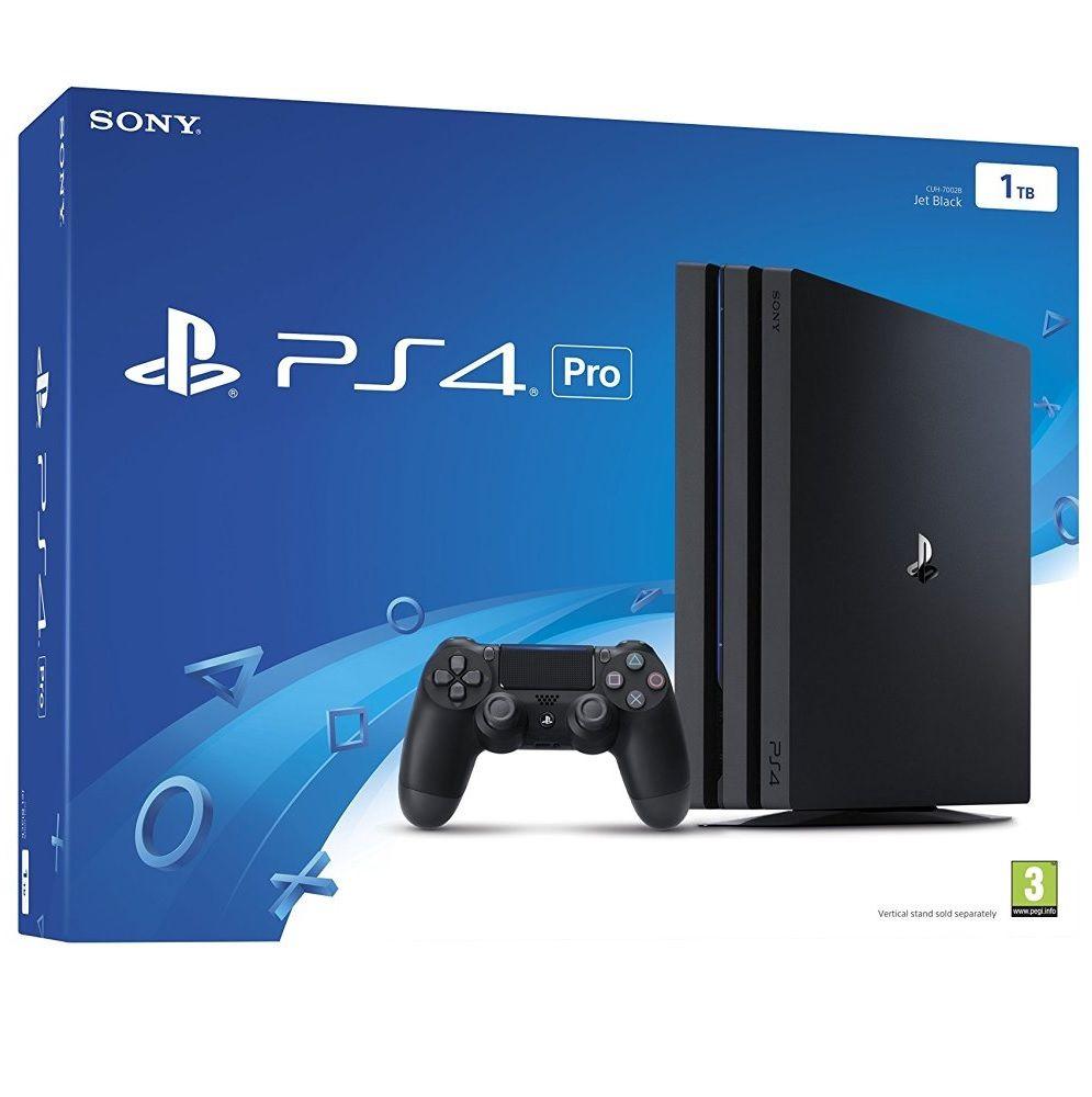 Console Playstation 4 Pro 4K - 1 Terabyte
