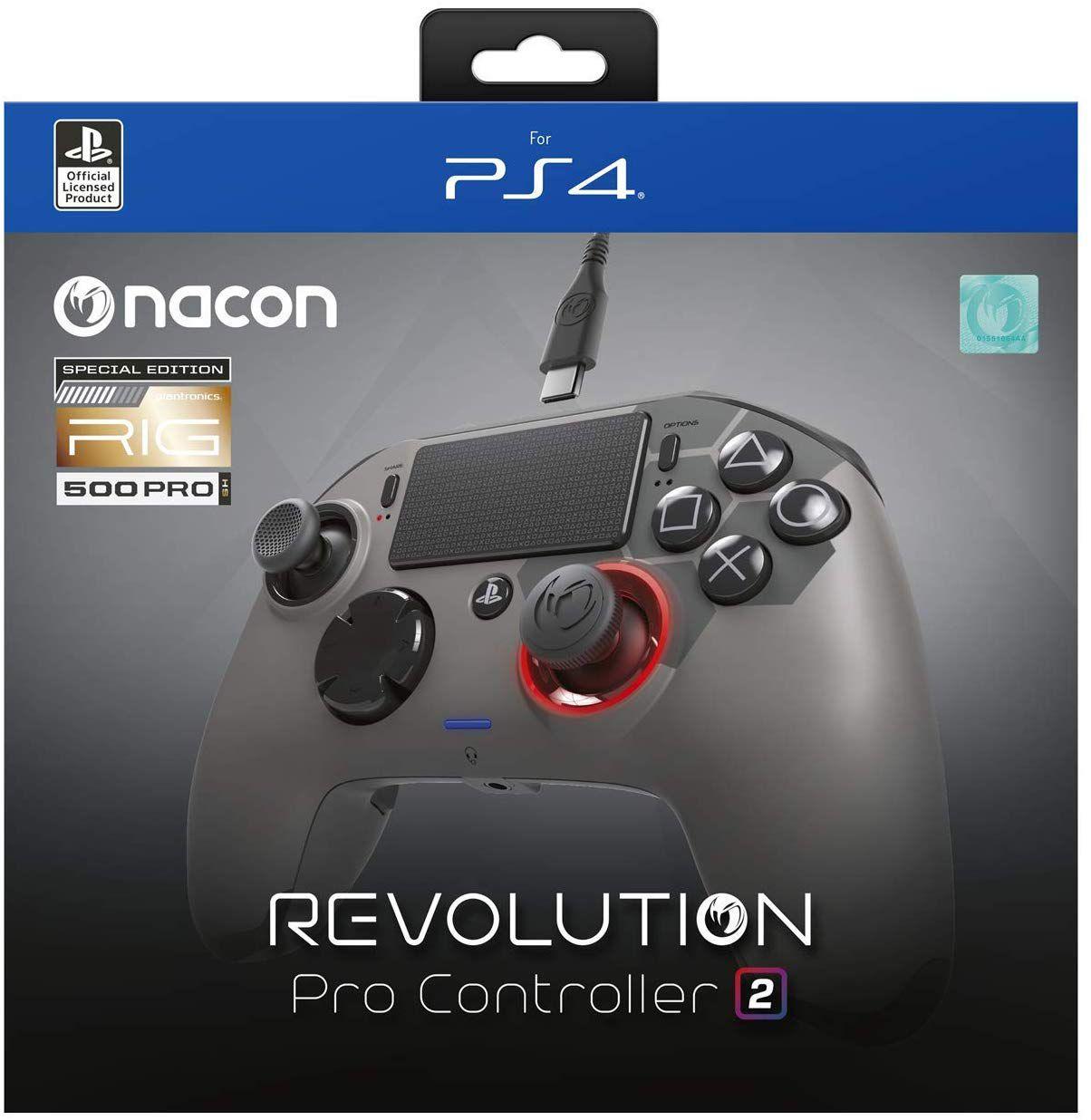 Controle Nacon Revolution Pro 2 RIG Edition