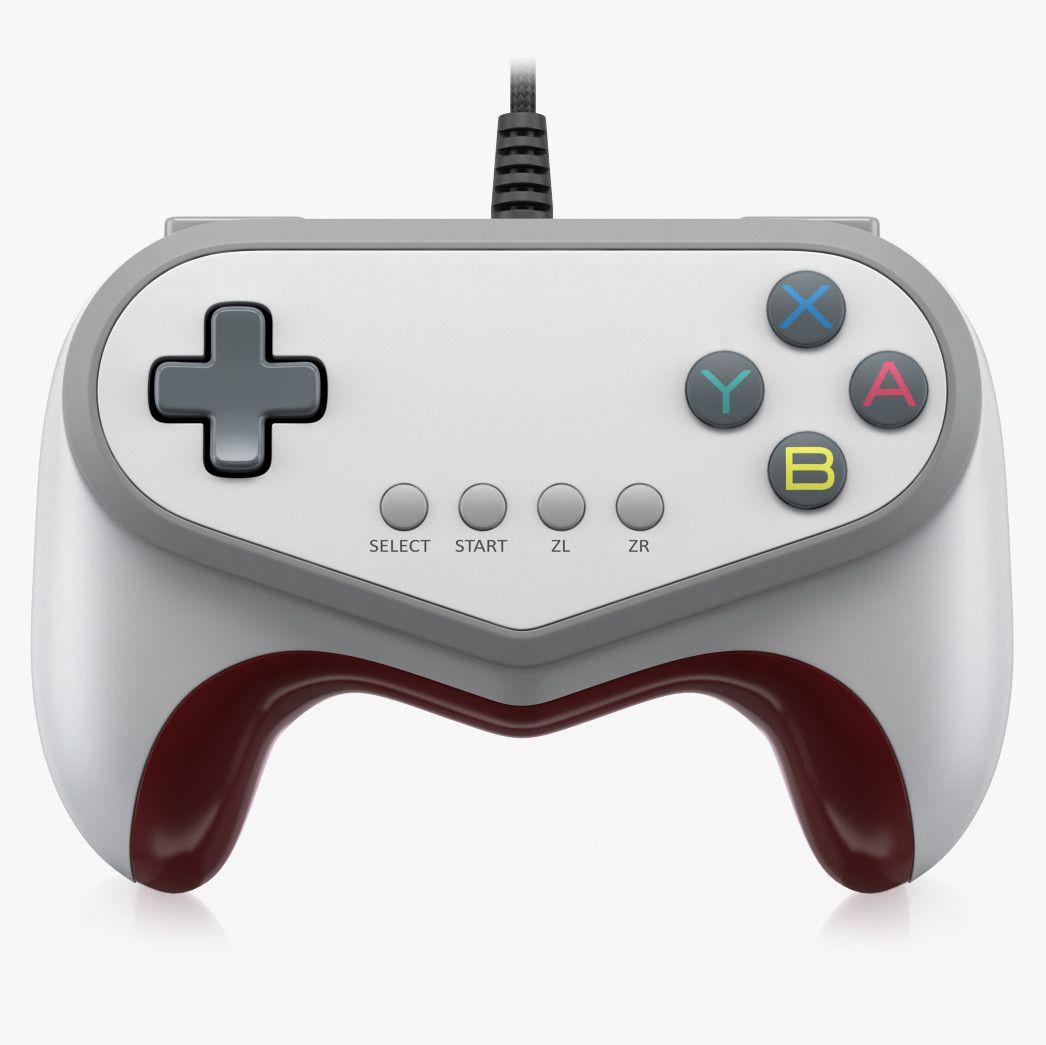 Controle Pokken Tournament Pro Pad - Wii U