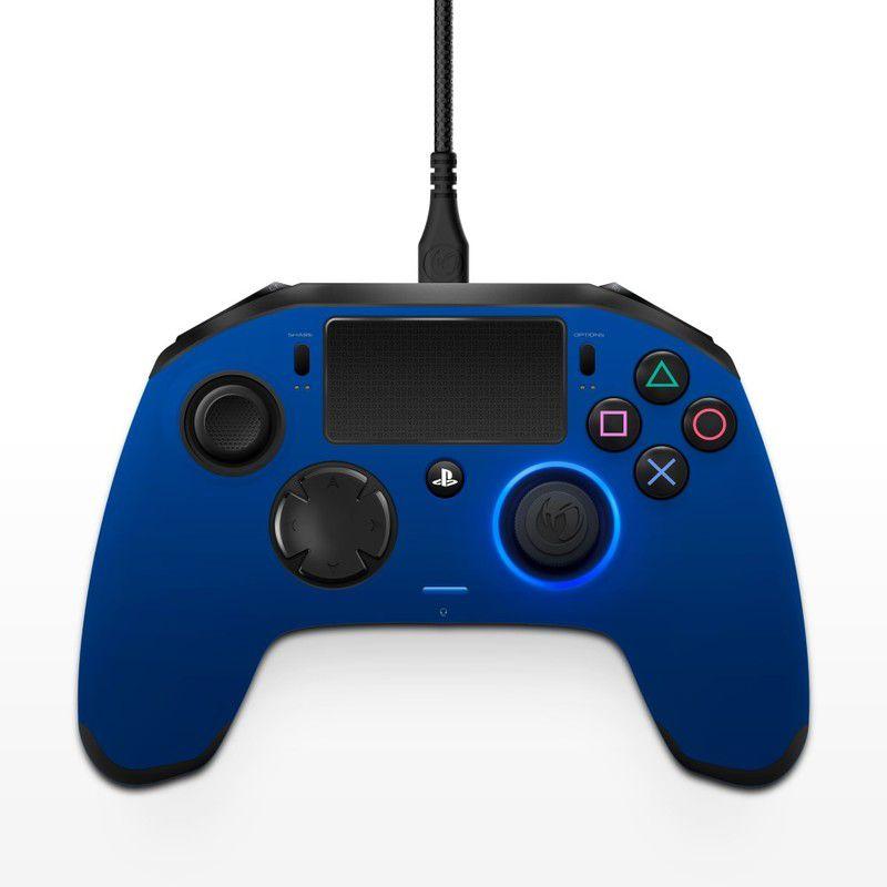 Controle Revolution Pro Nacon Revolution V2 Ps4 - Azul