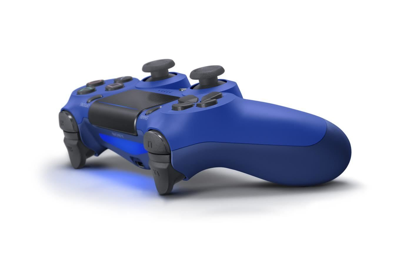 Controle Sem Fio Dualshock Ps4 - Azul
