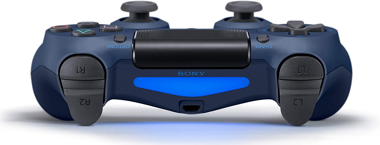 Controle Sem Fio Dualshock Ps4 - Azul Midnight
