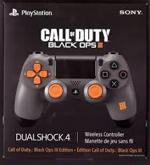 Controle Sem Fio Dualshock Ps4 - Edição Call of Duty Black Ops III