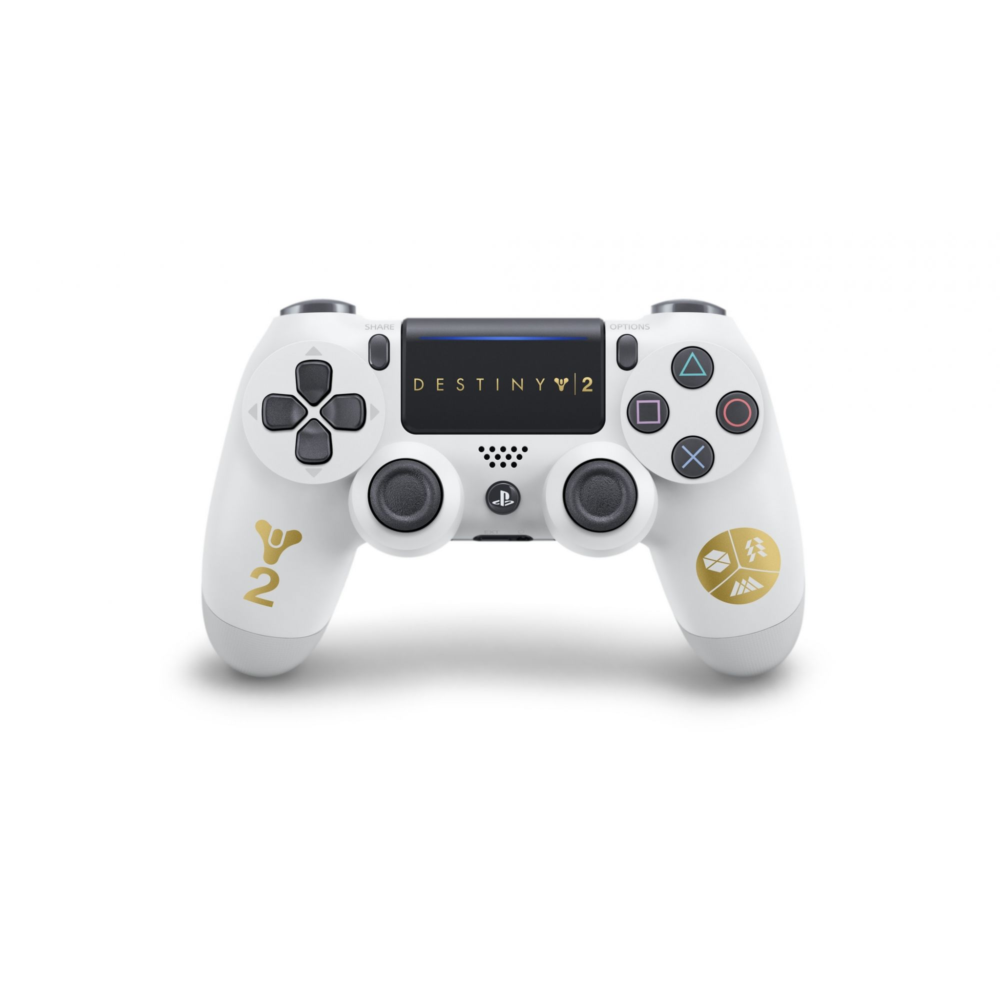 Controle Sem Fio Dualshock Ps4 - Edição Limitada - Destiny 2