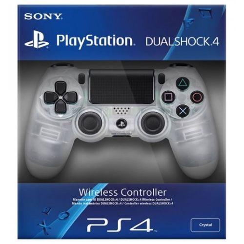 Controle Sem Fio Dualshock Ps4 - Transparente