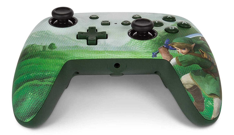 Controle Sem Fio Enhanced Link Hyrule - Nintendo Switch