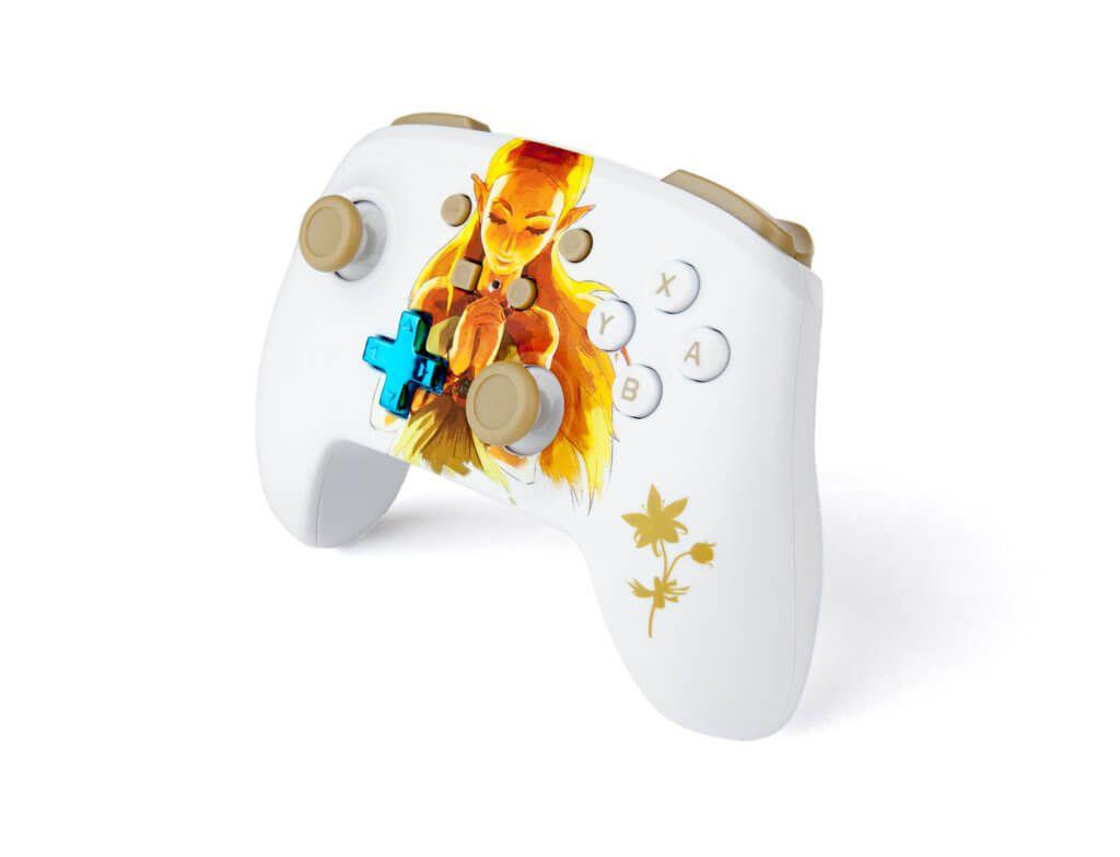 Controle Sem Fio Enhanced Zelda - Nintendo Switch