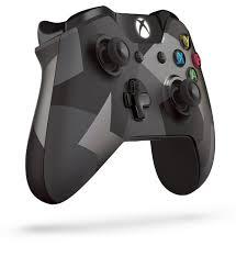 Controle sem Fio para Xbox One Convert Forces - Camuflado Preto