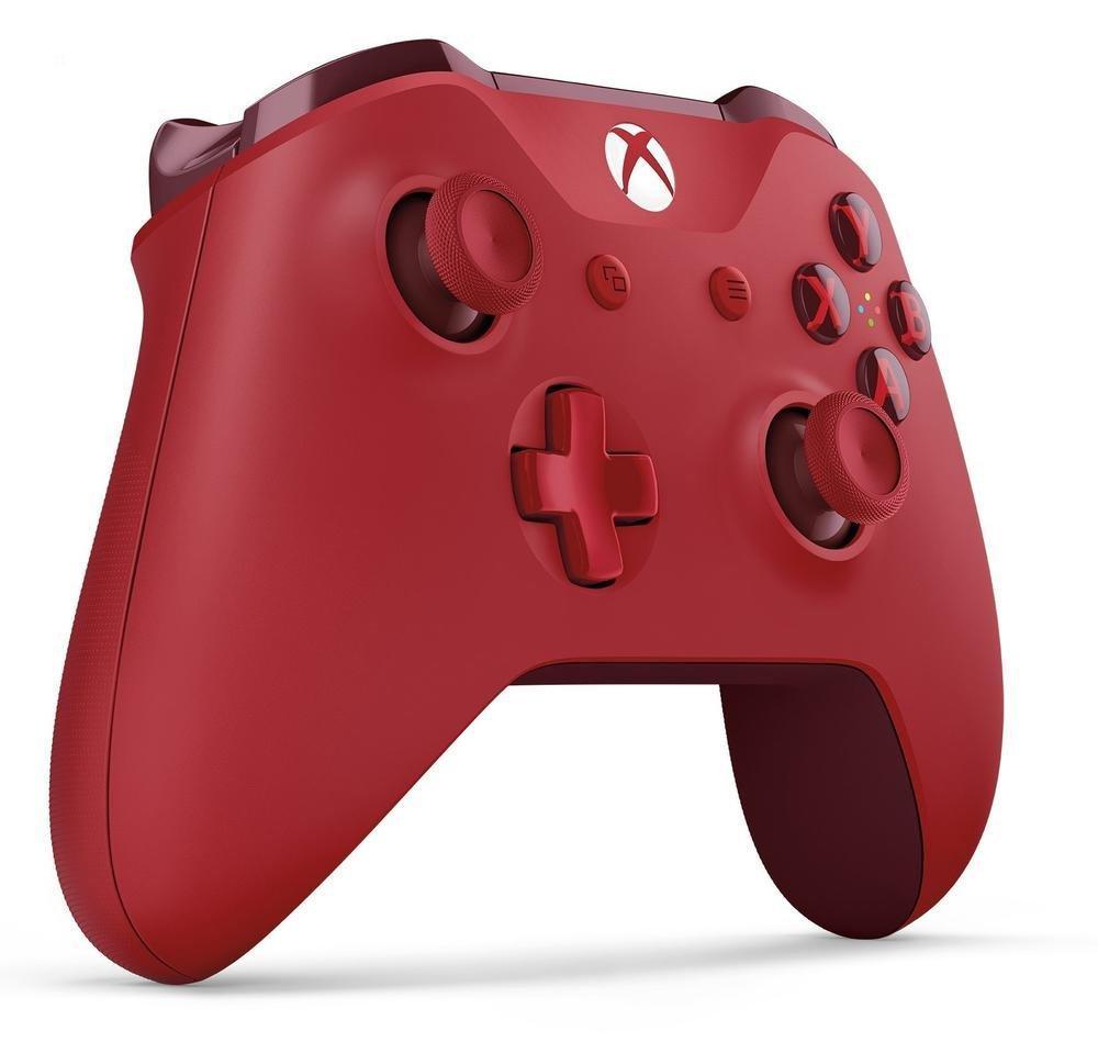Controle sem Fio para Xbox One S - Vermelho