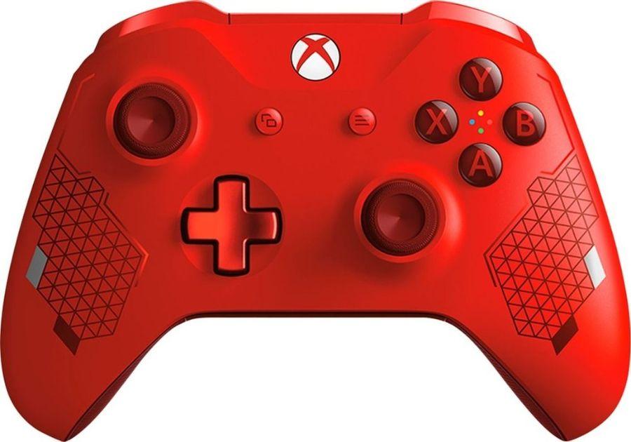 Controle sem Fio para Xbox One S - Vermelho Sport