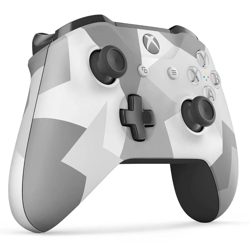 Controle sem Fio para Xbox One S - Winter Forces