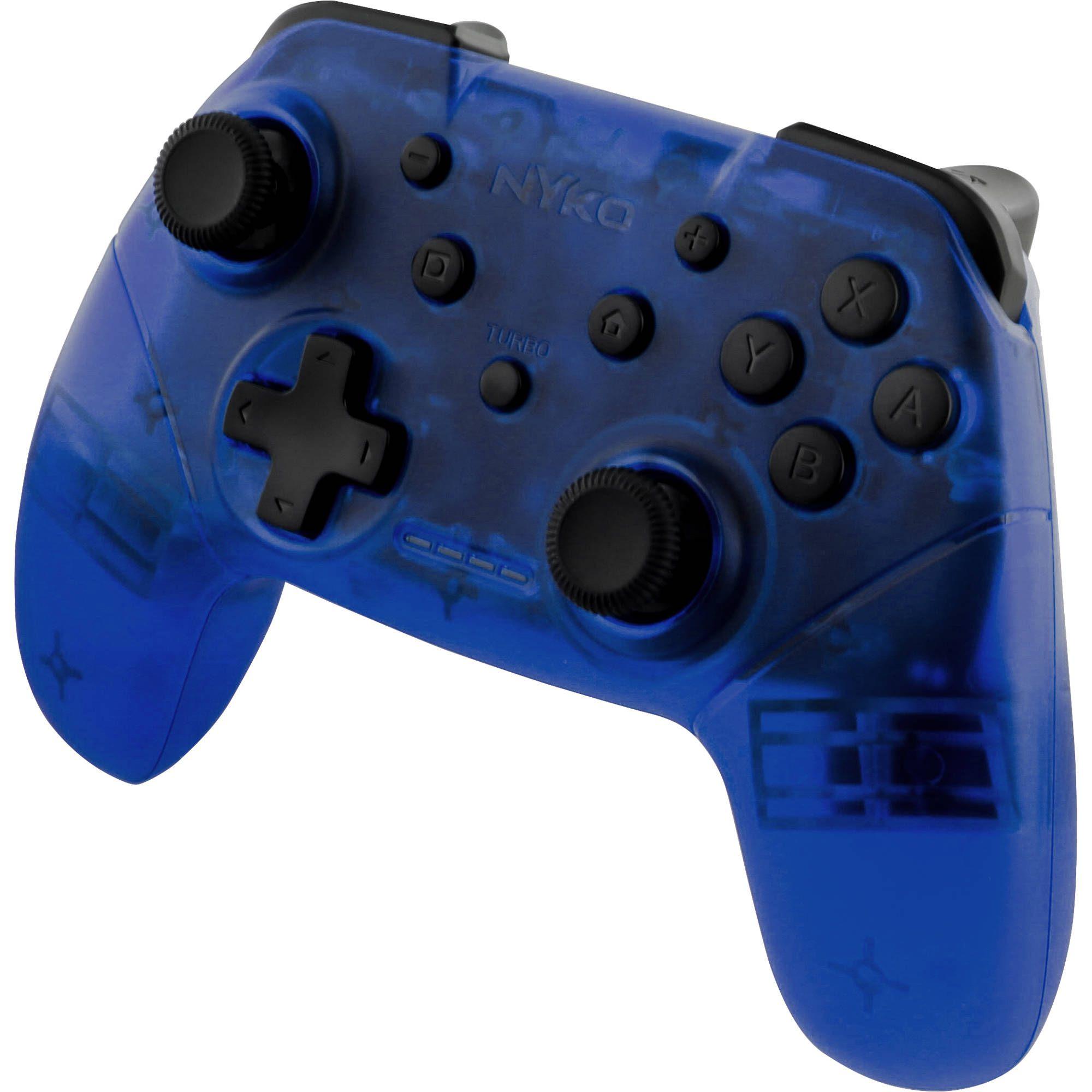 Controle Wireless Core Turbo Nyko - Nintendo Switch (Azul)