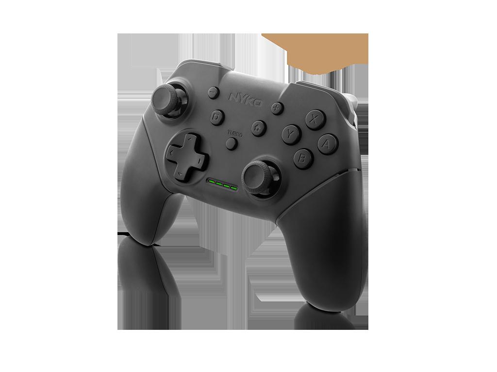 Controle Wireless Core Turbo Nyko - Nintendo Switch (Preto)