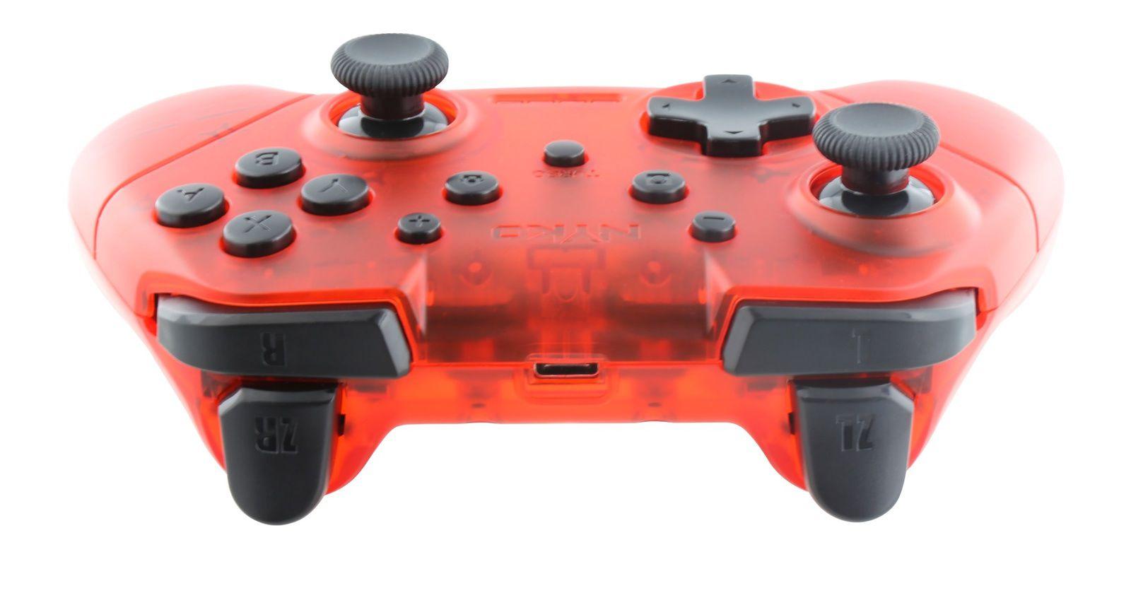 Controle Wireless Core Turbo Nyko - Nintendo Switch (Vermelho)