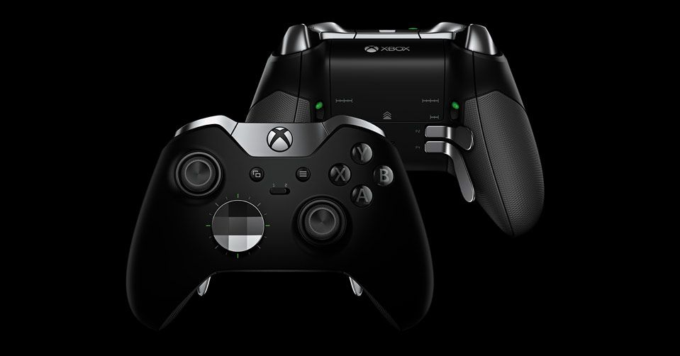 Controle Wireless Xbox One Elite