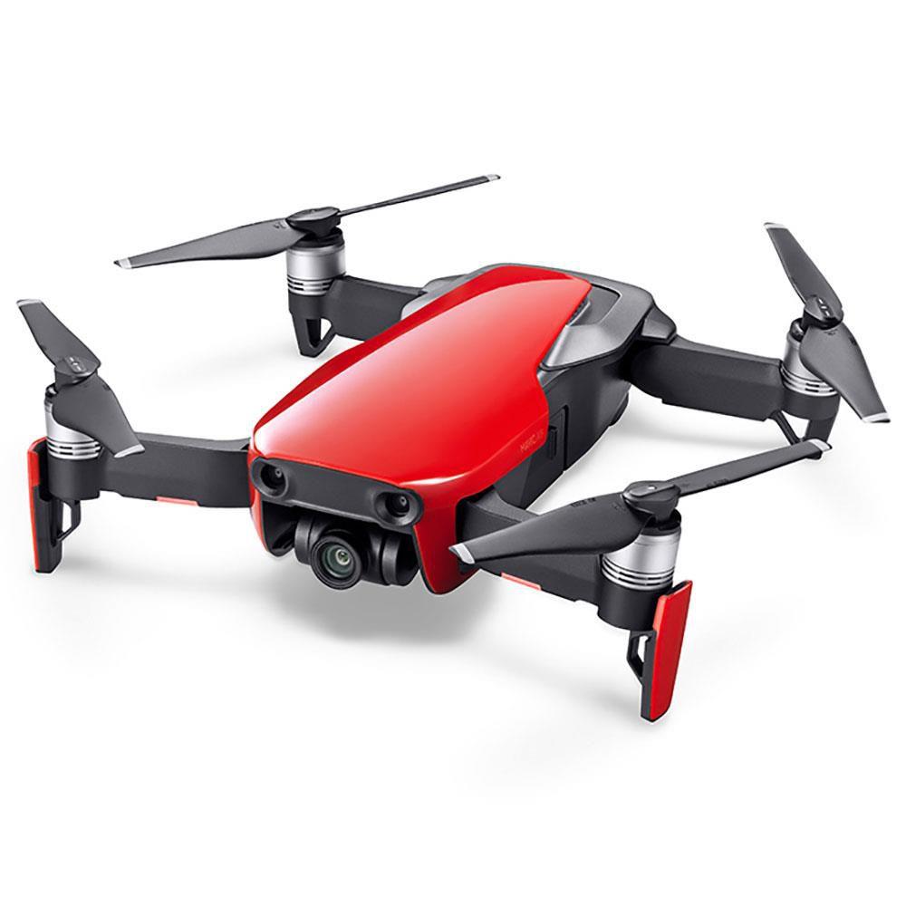 Drone DJI Mavic Air Fly More Combo - Vermelho