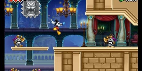 Disney Epic Mickey: Power Of Illusion - 3Ds