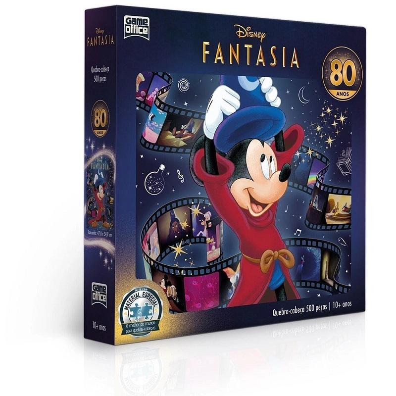 Disney Fantasia – Quebra cabeça 500 peças