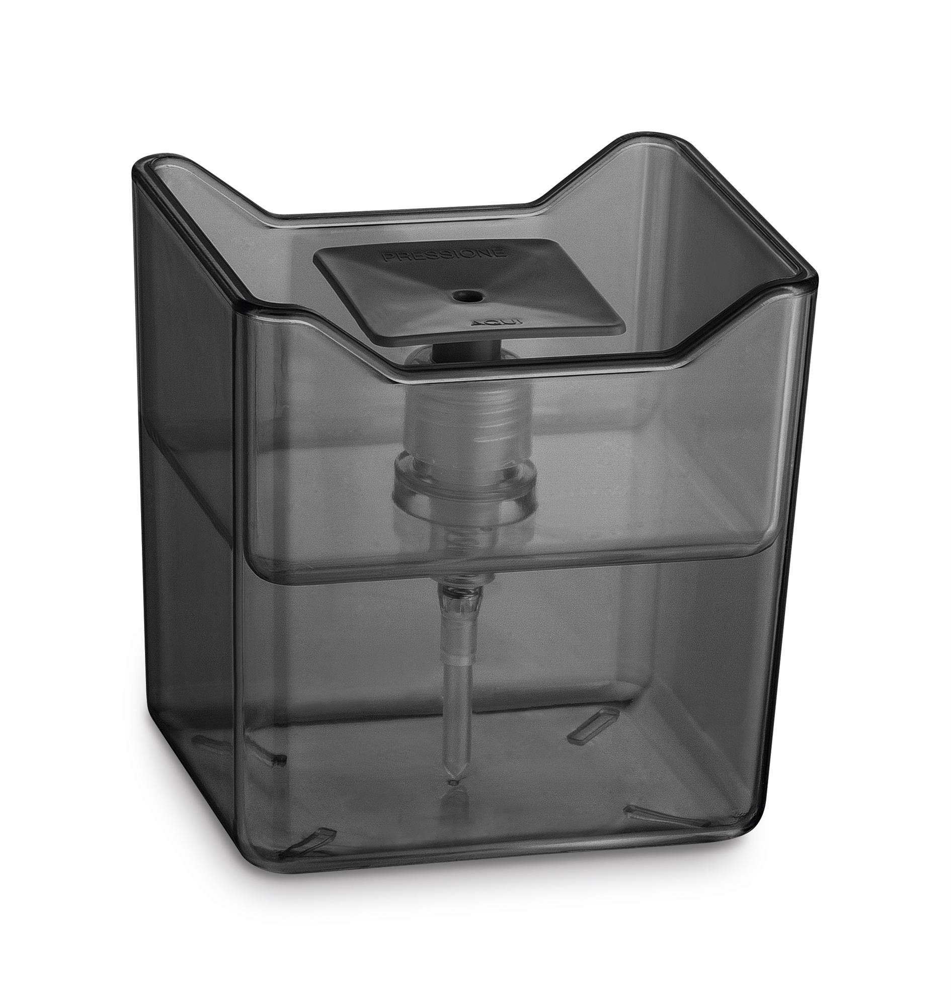 Dispenser Premium Translúcido de Plástico - UZ