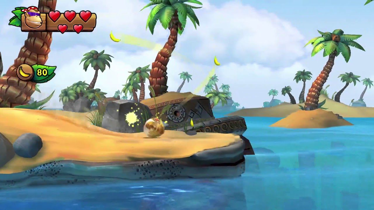 Donkey Kong Country Tropical Freeze - Switch